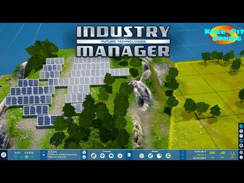 Industry Manager Future Technologies - Let's Play Episode 7 - Plastics and Chemicals