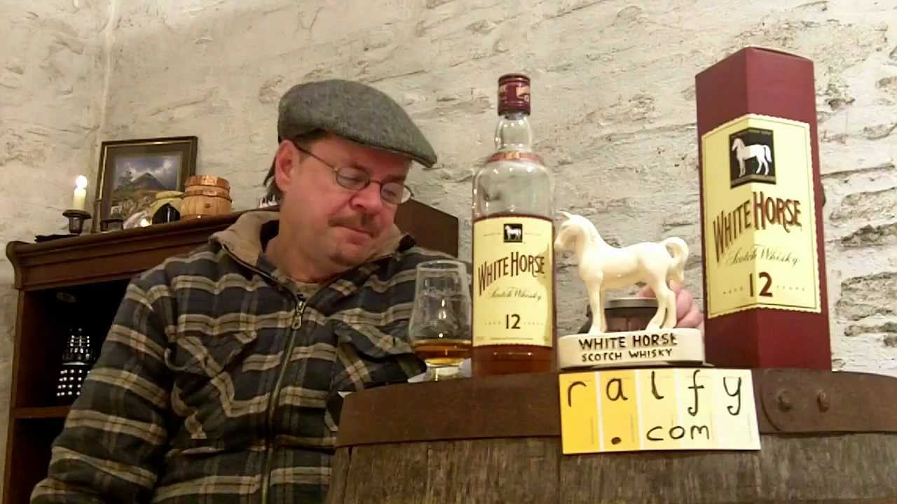 whisky review 248 - White Horse 12yo