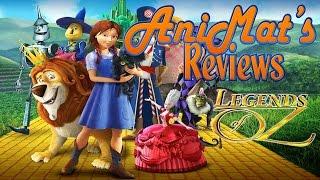 Legends of Oz: Dorothy's Return - AniMat's Reviews