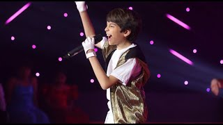 Justin Bieber cantó