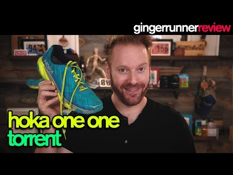 HOKA ONE ONE TORRENT REVIEW   The Ginger Runner
