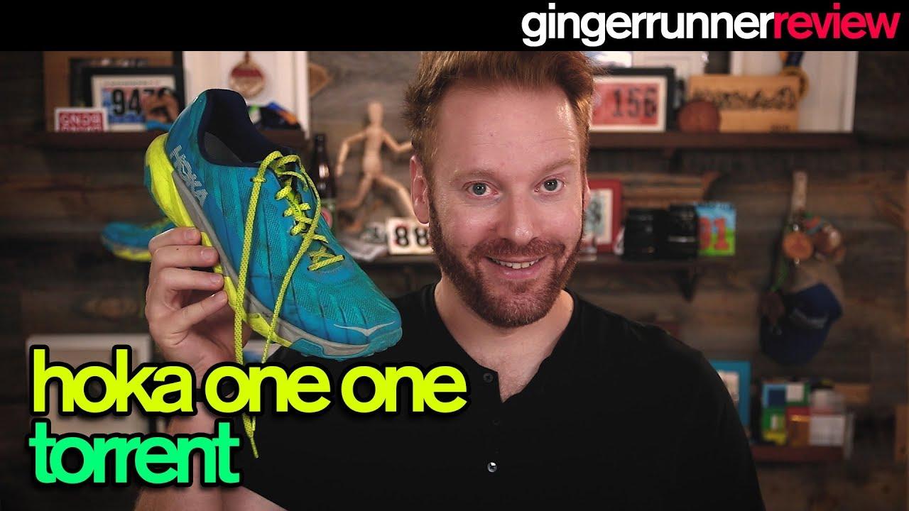 hoka torrent review ginger runner