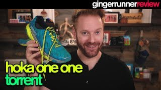 HOKA ONE ONE TORRENT REVIEW | The Ginger Runner
