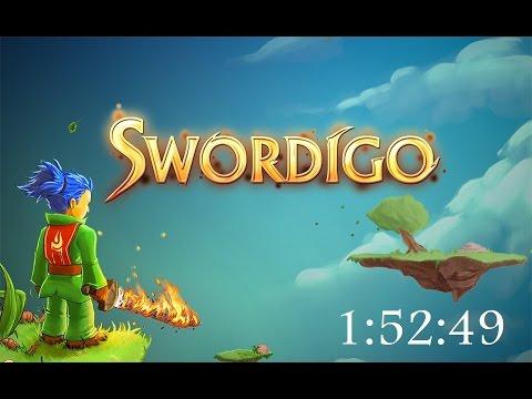Swordigo Any% No Coin Doubler Speedrun 1:52:49 [Android / Touchscreen]