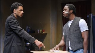 Topdog/Underdog by Suzan-Lori Parks at Marin Theatre Company