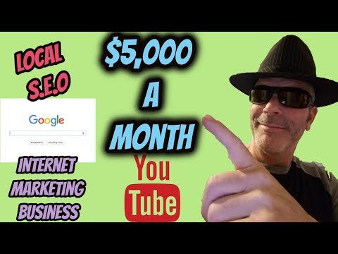 Local S.E.O.  Services – Make Money With Google And YouTube…