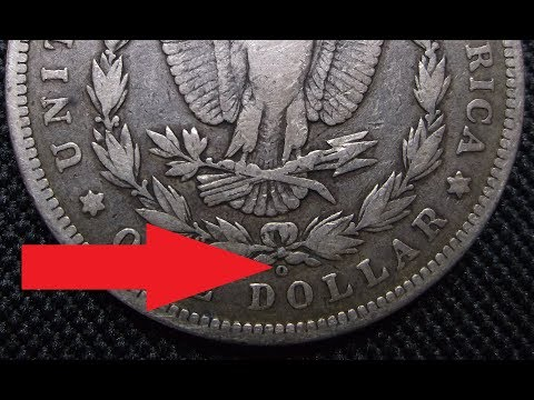 Morgan Silver Dollar - The Basics and What You Should Know
