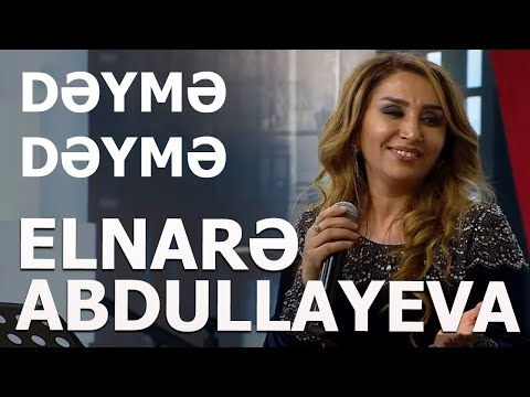 Elnarə  Abdullayeva Muğam Dəymə  Dəymə  Canlı  İfa 2018