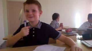 На уроке белорусского языка. РЕПОРТАЖ;)