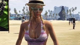 GTA 5: SHE WANTS TO DO PORN - Grand Theft Auto 5 Gameplay Part 6