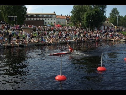 Official movie Dalsland Kanot Maraton 2013