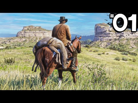 Here We Go Again | Red Dead Redemption 2  Part 1 (PC)