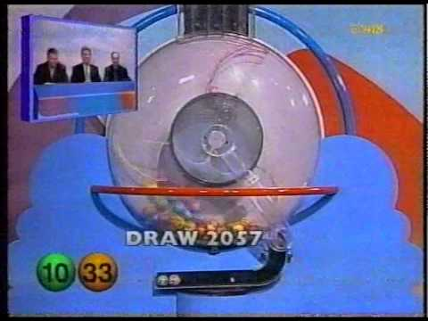Saturday Lotto Live Draw