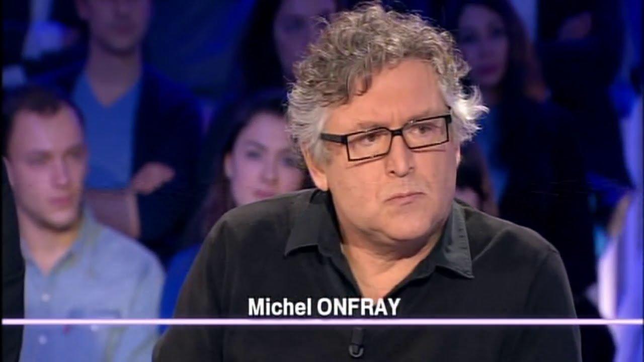 Michel Onfray, Charlie Hebdo, l'Islam et la France - On n'est pas couché 17 janvier 2015 #