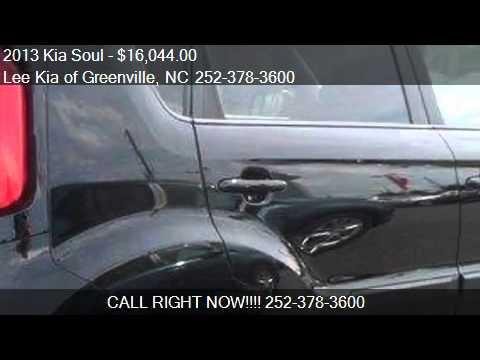 2013 Kia Soul Base   For Sale In GREENVILLE, NC 27834