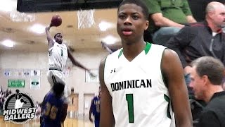 Kostas Antetokounmpo KEEPS GETTING BETTER!! Official Senior Year Mixtape