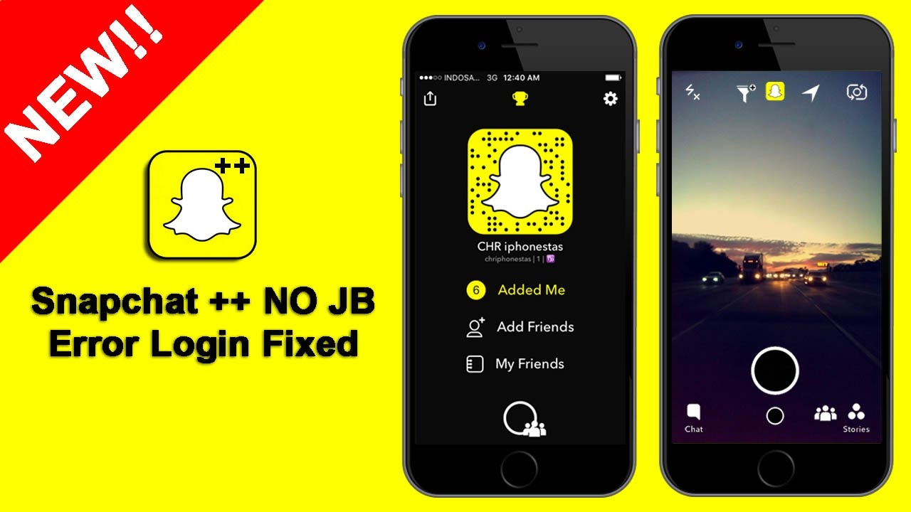 Image result for snapchat ios