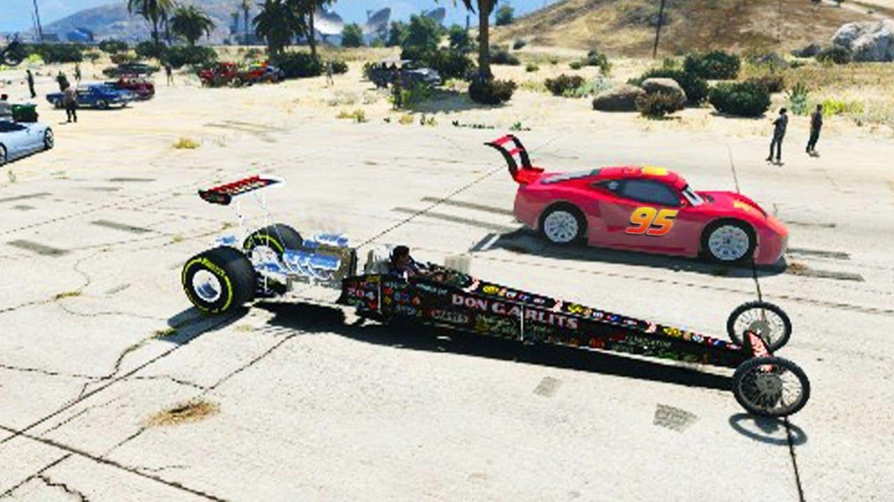 Grand Theft Auto V Mods Drag Race Meets Gta Mods Awesome Drag