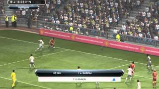 United of Manchester (čerčil) vs Naissus FC (shope) 1:2