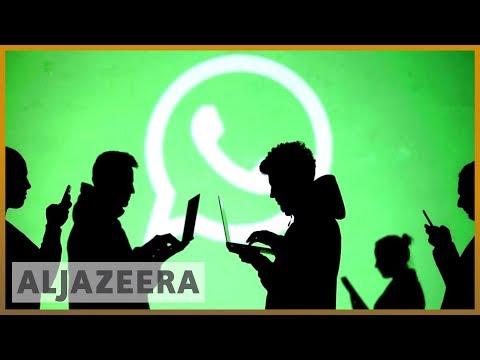 WhatsApp Urges Users To Update App After Hacking Report | Al Jazeera English
