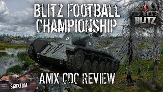 Blitz Football Championship + AMX CDC Review