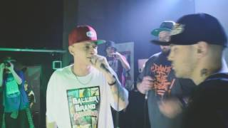 Frescolate vs Dtoke ( HH SUR ) -  GALLOS LEGENDARIOS 2016