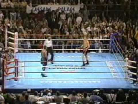 Sugar Ray Leonard vs Donnie Lalonde part 5/5