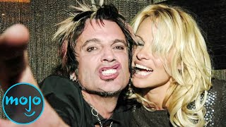 Top 10 Craziest Pamela Anderson and Tommy Lee Moments