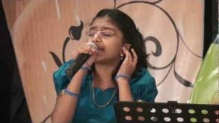 """Manathin muttathu""Shreya Ravindran...... Arjunan Master hits"