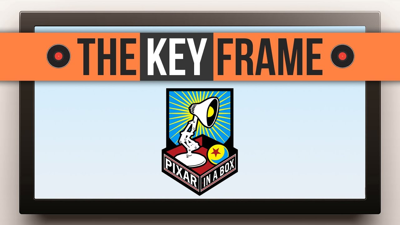 Pixar's Free Course Teaches How To Make Animated Movies (the Key Frame #44  Weekly Animation News)