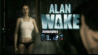 La MUJER DESAPARECIDA | Alan Wake | Capítulo 1 | Gameplay XBOX 360-PC | Jomanplay