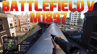 Battlefield V New Buffed Slug Shells M1897 Pump Shotgun!