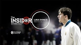 Luka Doncic: The Future Is Now - The Insider EuroLeague Documentary Series
