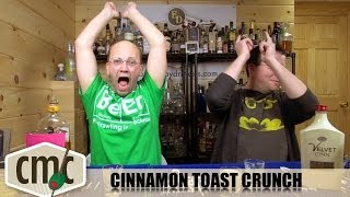 The Cinnamon Toast Crunch Shooter