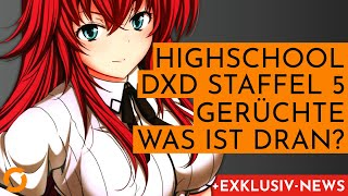 Highschool DXD Staffel 5 Update│Netflix Anime im Februar│Haikyu!!-News - Anime News #223