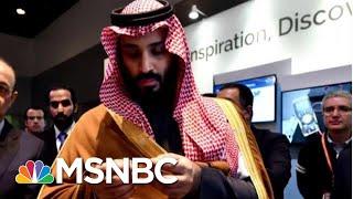 Senate Votes To End U.S. Support For Saudi-Led War In Yemen | Velshi & Ruhle | MSNBC