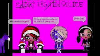 Zwinky Fashion Police -- New Year Plans Thumbnail