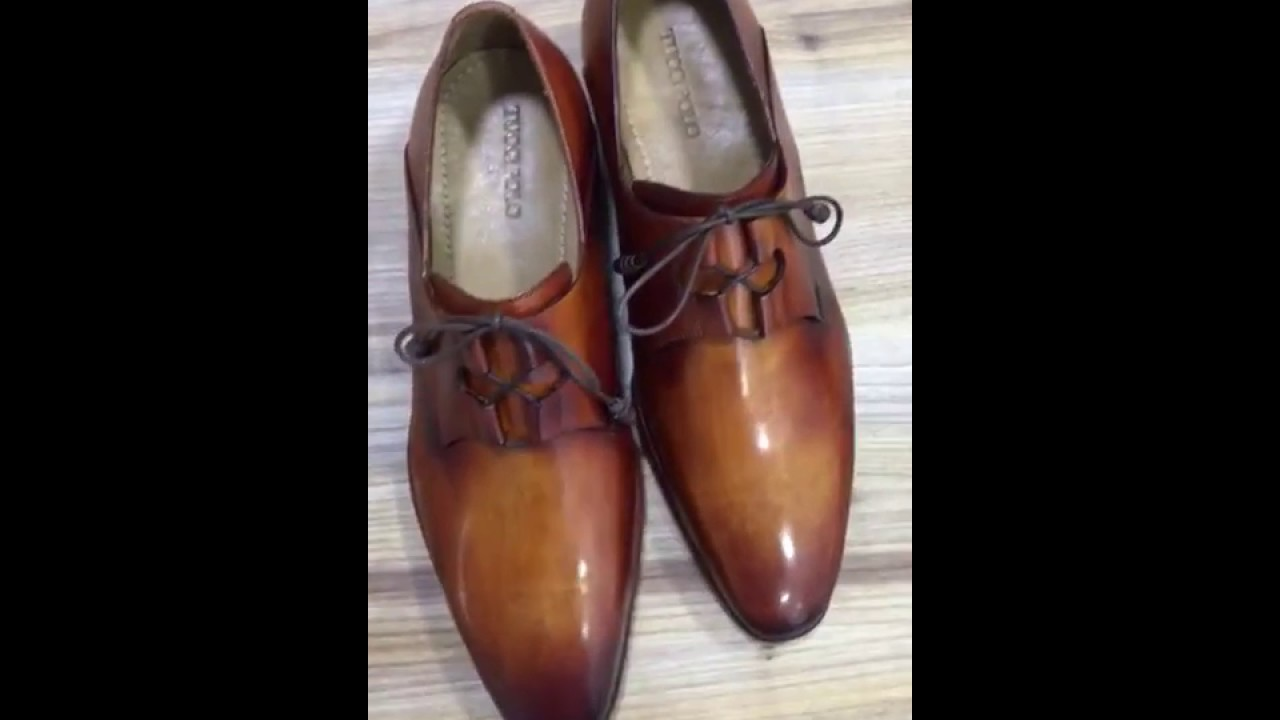 Brown Polo Dress Shoes