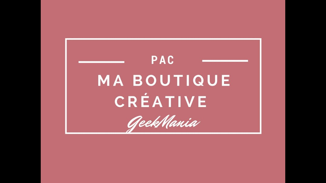 pac 7 ma participation au concours de ma boutique. Black Bedroom Furniture Sets. Home Design Ideas