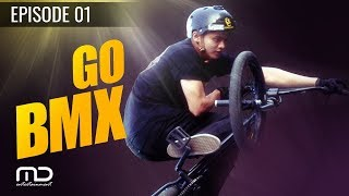 vuclip Go BMX Season 01 - Episode 01