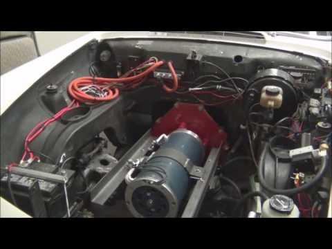 1964 Mercedes 230SL Electric Conversion Update