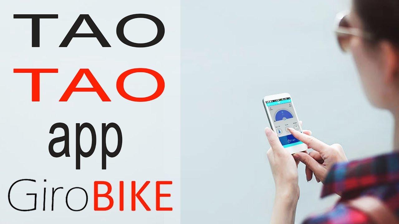 Приложение Тао Тао для гироскутера(Tao Tao app)  основные функции и  возможности b148e39f7ca40