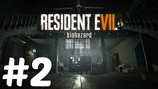 resident evil 7 gameplay demo walkthrough part 2 twilight update ps4 1080p 60fps