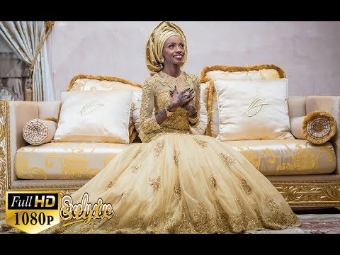 Most Beautiful African Bridal Wedding Attire / Outfits (Dresses and Gowns) - Album Collection 1