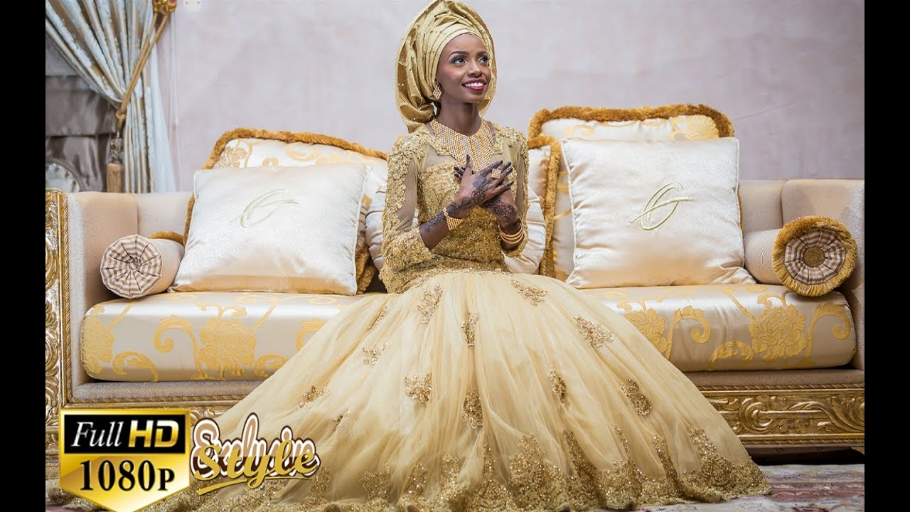 Most Beautiful African Bridal Wedding Attire / Outfits