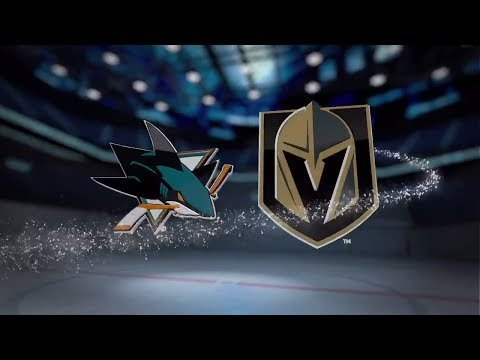San Jose Sharks vs Vegas Golden Knights - Nov. 24, 2017 | Game Highlights | NHL 2017/18. Обзор матча