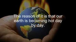 GLOBAL WARMING - REUSE, REDUCE, RECYCLE, RESPECT