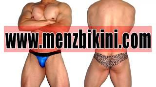 水着 Tフロントポーチ&Vバック Gスト http://www.menzbikini.com/SH...
