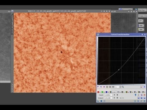 Create Flats For Solar Imaging With the ZWO ASI183MM