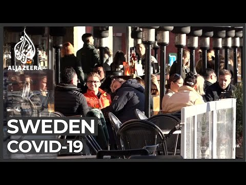 Sweden response to coronavirus outbreak divides opinion